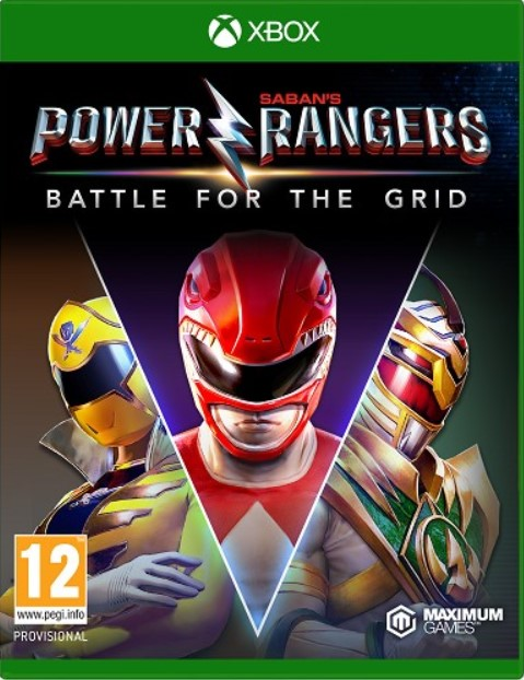 Power Rangers Battle for The Grid Collectors Edition Xbox one