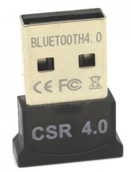 מתאם בלוטות' Gold Touch Ultra-Mini Bluetooth 4.0 USB Dongle