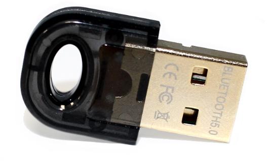מתאם בלוטות' Gold Touch Mini Bluetooth 5.0 USB Dongle