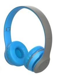 אוזניות קשת אלחוטיות - כחול CYCLE ARCH