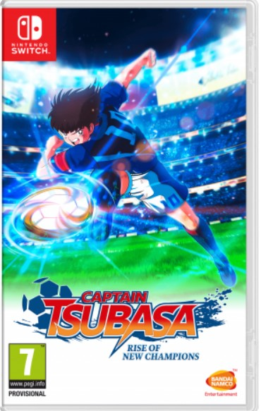 Captain tsubasa rise of new Champions Nintendo Switch