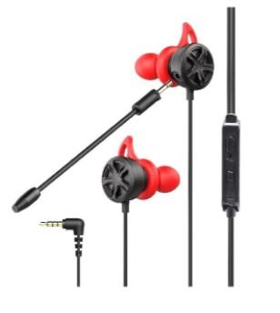 אוזניות DRAGON In Ear Gaming Headset