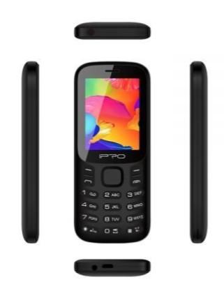 סלולרי דור 3 IPRO SMART 2.4 טלפון למבוגרים