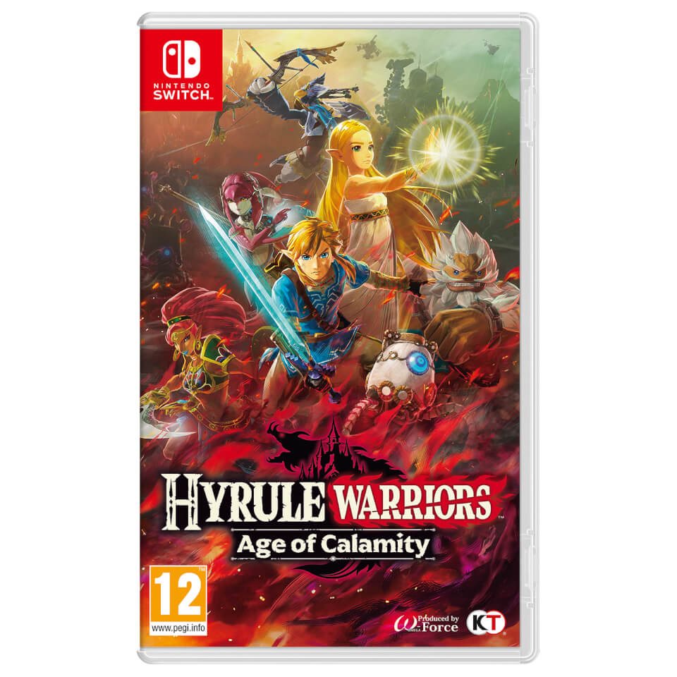 Hyrule Warriors: Age of Calamity Nintendo Switch - הזמנה מוקדמת