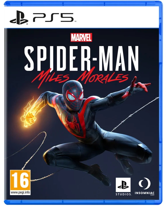 Marvel's Spider Man Miles Morales PS5