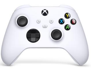 בקר אלחוטי Xbox Wireless Controller לקונסולת XBOX / PC בצבע לבן