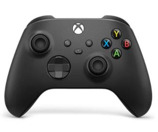 בקר אלחוטי Xbox Wireless Controller לקונסולת XBOX / PC בצבע שחור