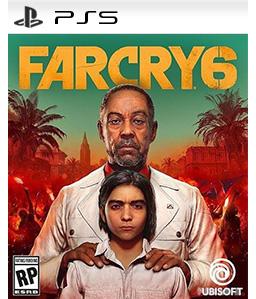Far Cry 6 PS5 להזמנה מוקדמת
