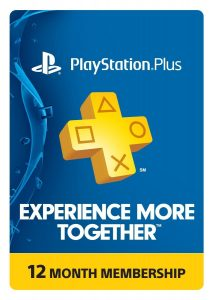 PS4 – Playstation Plus Card 365 Days מנוי שנתי ישראלי