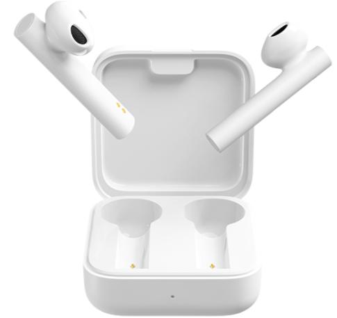 אוזניות אלחוטיות דגם Mi True Wireless Earphones 2 Basic