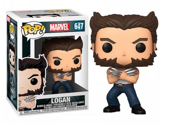 בובת פופ - Logan 647