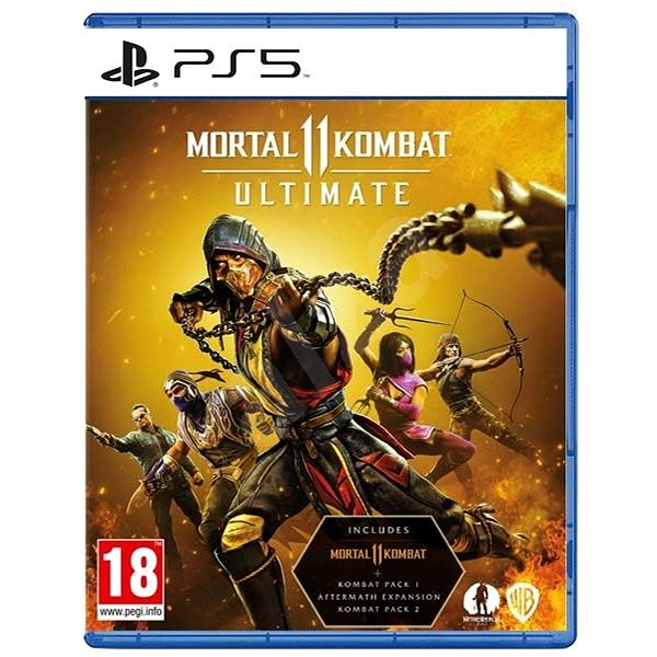 PS5- Mortal Kombat 11 ULTIMATE