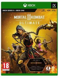 XBOX - Mortal Kombat 11 ULTIMATE:  STANDARD Edition