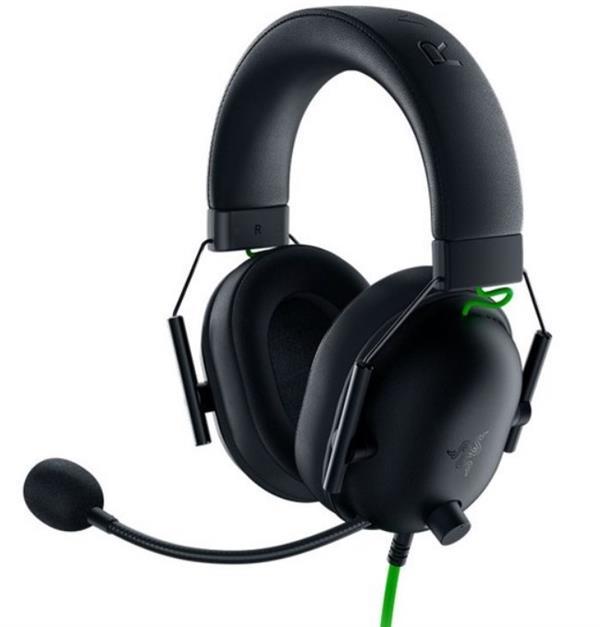 אוזניות גיימינג Razer BlackShark V2 X