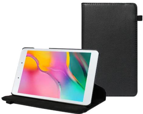 כיסוי  לטאבלט Samsung Galaxy Tab A (2019) T290/T295 בצבע שחור