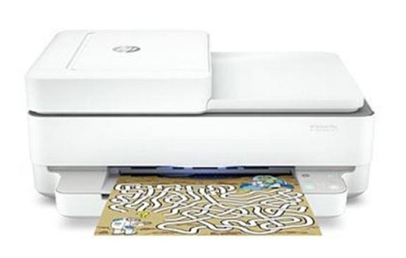 מדפסת HP DeskJet Plus Ink Advantage 6475 All-in-One