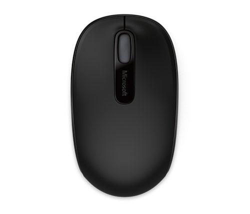 עכבר אלחוטי Microsoft Wireless Mobile Mouse 1850 מיקרוסופט שחור