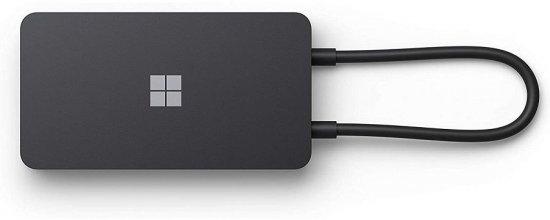 מתאם Microsoft USB Type-C Travel Hub SWV-00009