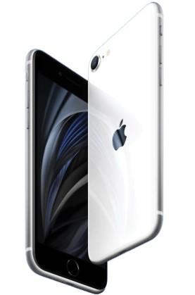 iPhone SE 2020  2nd 3/64GB  צבע לבן שנה אחריות יבואן רשמי