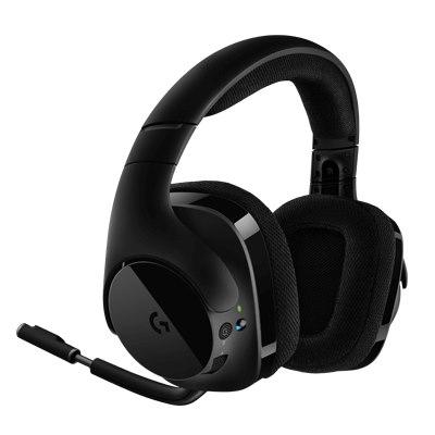 אוזניות אלחוטיות Logitech G533 לוגיטק