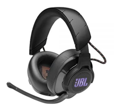 אוזניות גיימינג JBL QUANTUM 200 שחור