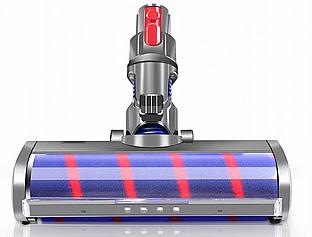 מברשת ממונעת לריצפה / לפרקטים לשואב אבק דייסון Dyson V7 / V8 / V10 / V11