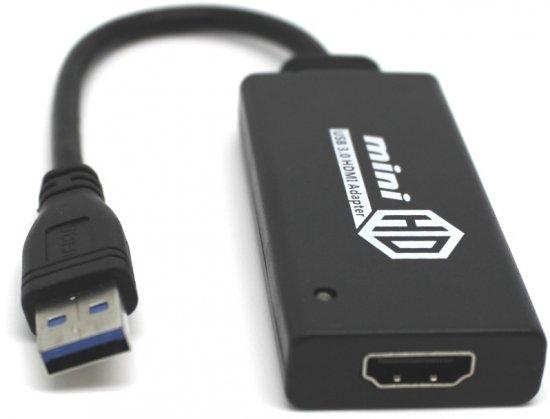 מתאם USB 3 ל-HDMI