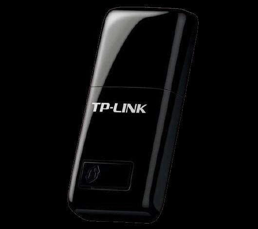 כרטיס אלחוטי 300Mbps Mini Wireless N USB TL-WN823N מבית TP-LINK