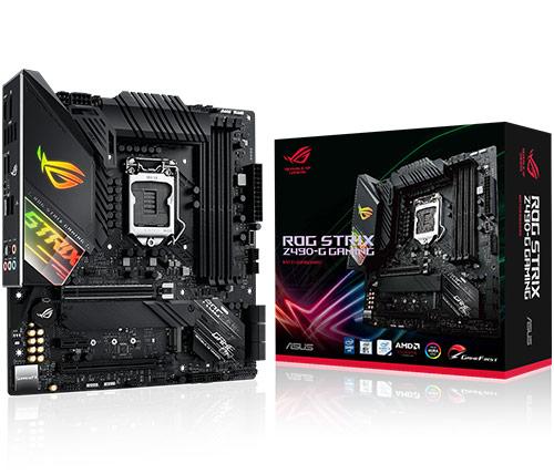 לוח אם Asus Rog Strix Z490-G Gaming mATX