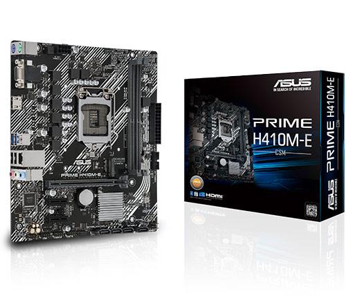 לוח אם Asus Prime H410M-E mATX