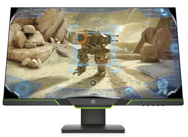 """מסך מחשב גיימינג """"27 HP 27xq 2K 144Hz"""