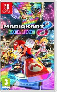 Mario Kart 8 Deluxe Nintendo Switch
