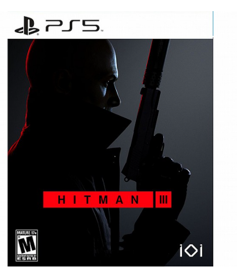 PS5 HITMAN 3 Standard Edition