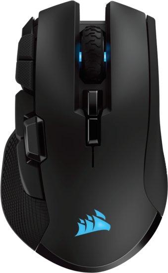 עכבר גיימינג אלחוטי CORSAIR IRONCLAW RGB