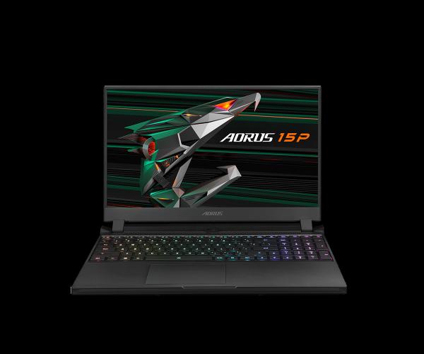 מחשב נייד AORUS15P 15.6 240HZ FHD 10870H 3070P-8G 32G-3200 512G P