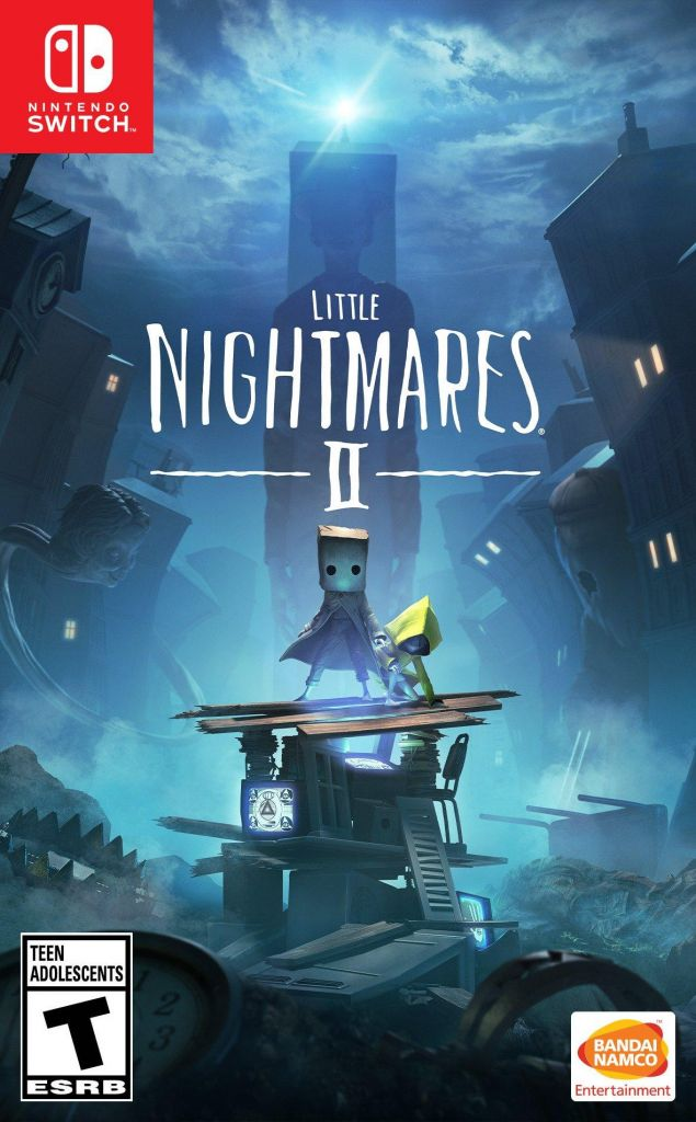 Nintendo Switch Little Nightmares II