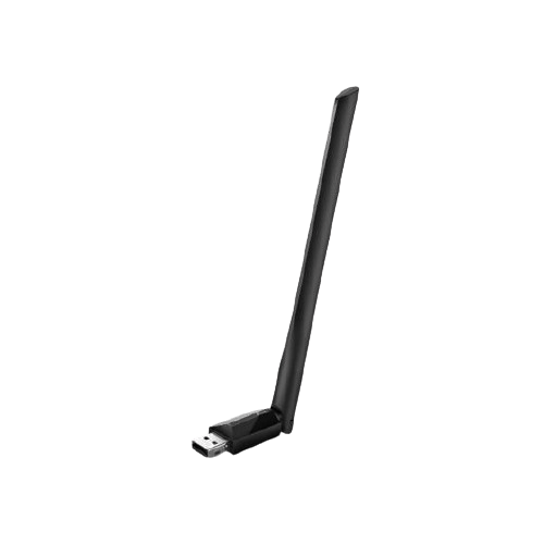 מתאם רשת Tp-Link ARCHER T2U Plus High Gain 600MBPS USB