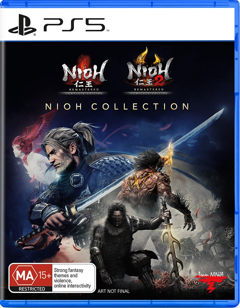 Nioh collection 1ּ+2 PS5