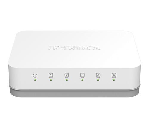 מתג D-Link DES-1005C 5 Ports 10/100Mbps