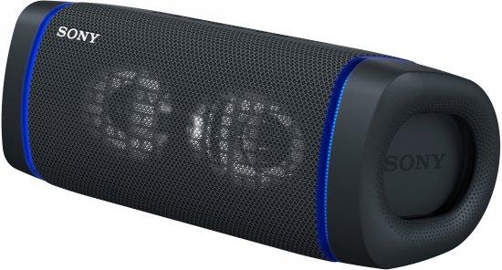 רמקול Bluetooth נייד Sony SRS-XB33B IP67 EXTRA BASS - צבע שחור