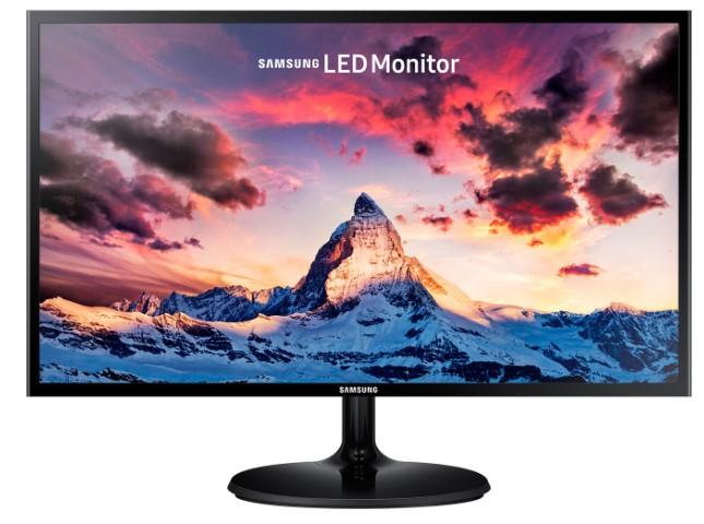 מסך מחשב Samsung S27F350FH 27 אינטש Full HD סמסונג