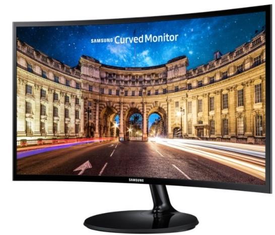 מסך מחשב Samsung CF390FHU 27 אינטש Full HD סמסונג