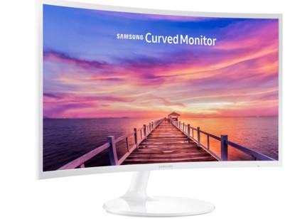 מסך מחשב Samsung C27F391FH 27 אינטש Full HD סמסונג
