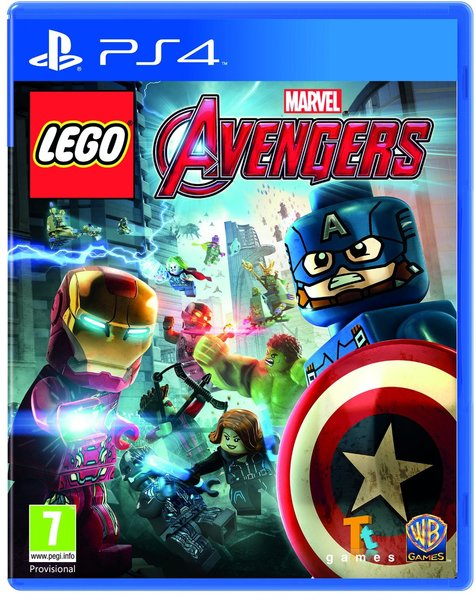 PS4 – Lego Marvel Avengers