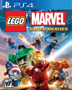 PS4 – LEGO Marvel Super Heroes