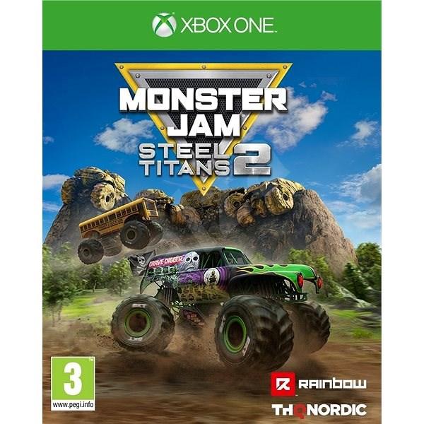 Monster Jam Steel Titans 2 XBOX ONE