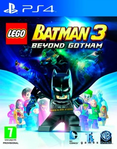 PS4 Lego Batman 3: BEYOND GOTHAM