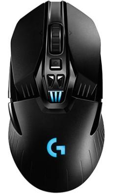 עכבר גיימינג Logitech G903 Lightspeed Hero Wireless Gaming כולל תאורת לד