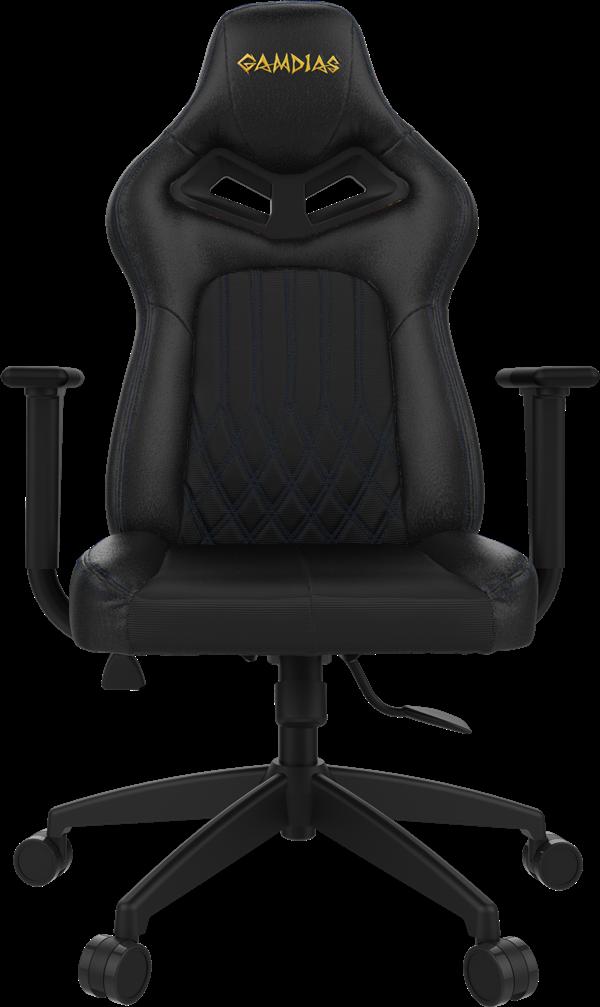 כיסא גיימרים  Gamdias Achilles E3 RGB שחור