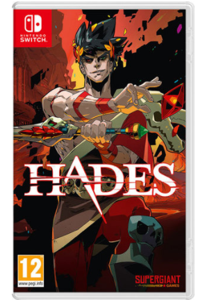 HADES Collectors Edition Nintendo Switch